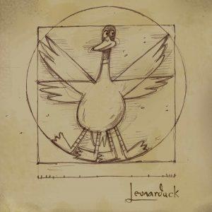 Vetruvian Duck