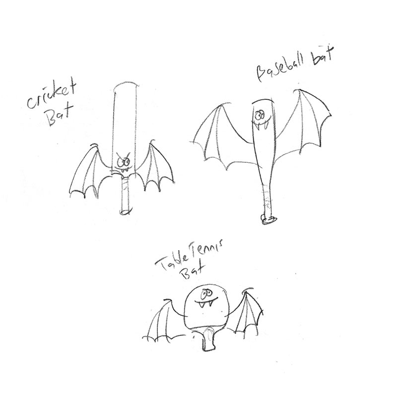 Breeds of bat