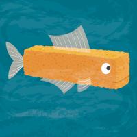 Fish finger pun