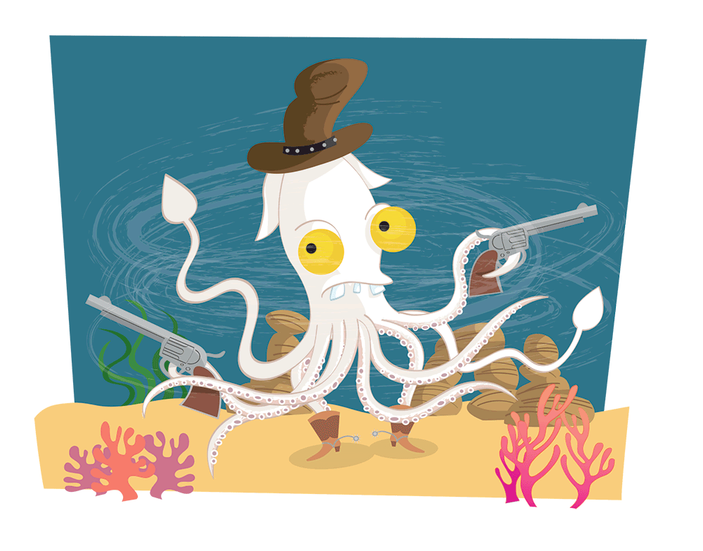 Billy The Squid